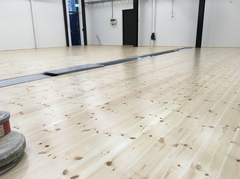 Slipning, lackering & oljning av golv i Malmö